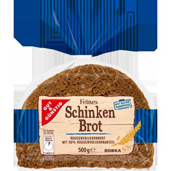 GUT & GÜNSTIG - Schinken Brot