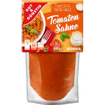 GUT & GÜNSTIG - Fix & Fertig Pasta-Sauce