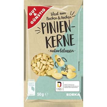 GUT & GÜNSTIG - Pinienkerne oder Salatkernemix