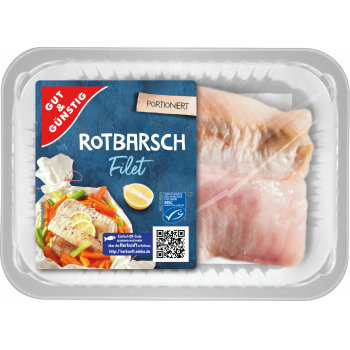 GUT & GÜNSTIG - Rotbarsch Filet