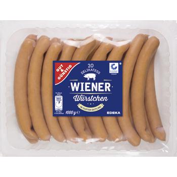 Gut & Günstig - Wiener Würstchen