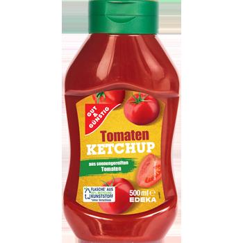 GUT & GÜNSTIG - Tomaten Ketchup