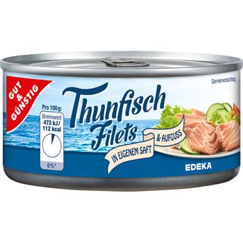 Thunfisch Filets