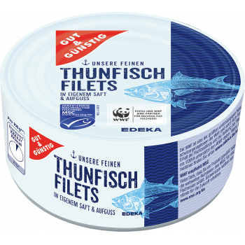 GUT & GÜNSTIG - Thunfisch Filets