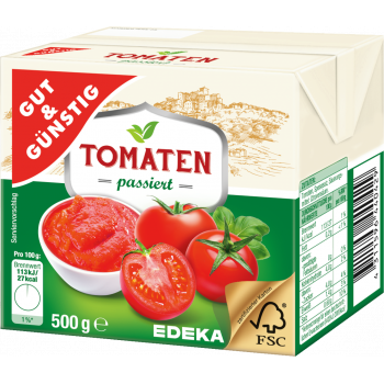GUT & GÜNSTIG - Tomaten