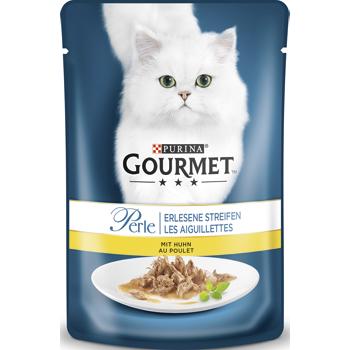 Gourmet Perle Katzennassnahrung