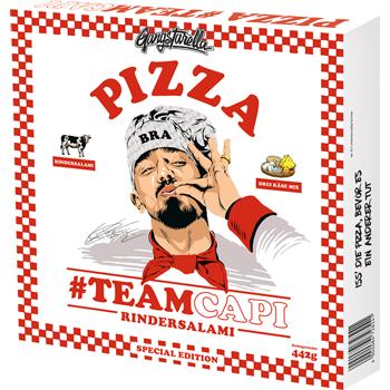 Gangstarella Pizza