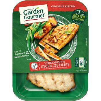 Garden Gourmet Fertiggerichte