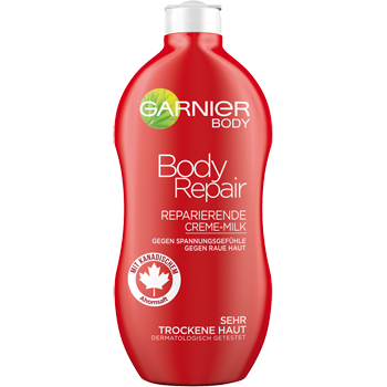 Garnier Body Repair Creme Milk
