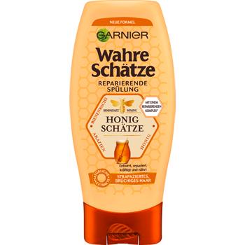 Garnier Wahre Schätze Shampoo oder Spülung