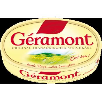 Géramont oder Géramont feine Scheiben