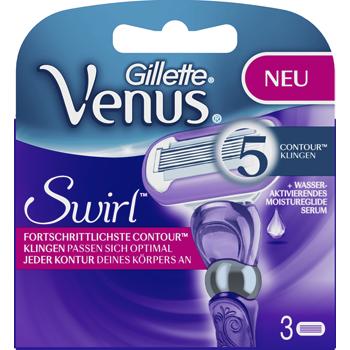 Gillette Venus Swirl Klingen