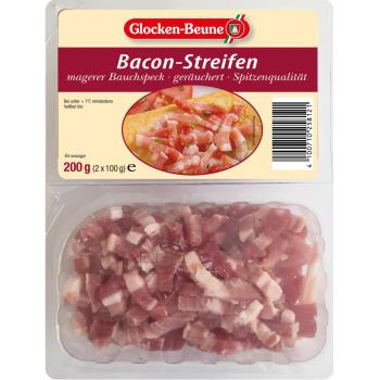Glocken Beune Bacon-Streifen