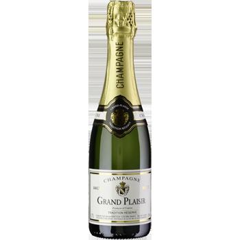 Frankreich - Grand Plaisir Champagne
