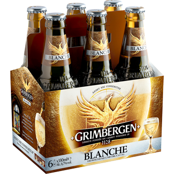 Grimbergen Blanche, Blonde oder Double
