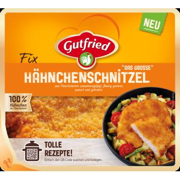 """Gutfried - Hähnchenschnitzel """"Das Große"""""""