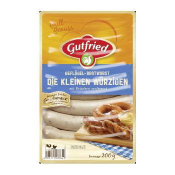 Gutfried - Die kleinen Würzigen