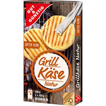 GUT & GÜNSTIG - Grill Käse