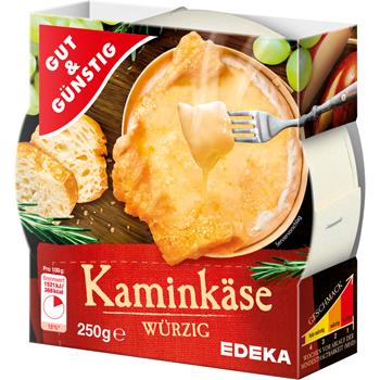 GUT & GÜNSTIG - Kaminkäse
