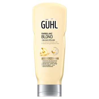 Guhl Spülung oder Shampoo