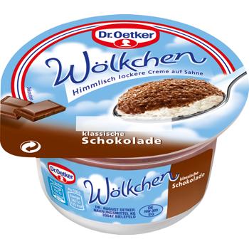 Dr. Oetker Wölkchen