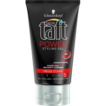Drei Wetter Taft Styling-Gel, Wax, Haarspray oder Haarlack