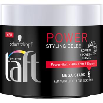 Drei Wetter Taft Styling Gel, Wax, Haarspray oder Haarlack