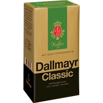 Dallmayr Classic oder Classic 50% entkoffeiniert