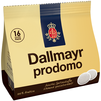 Dallmayr Kaffee Pads