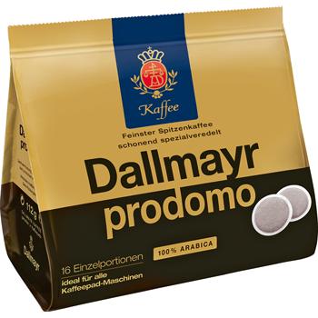 Dallmayr Kaffeepads