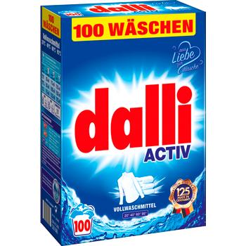 Dalli Voll- oder Color-Waschmittel