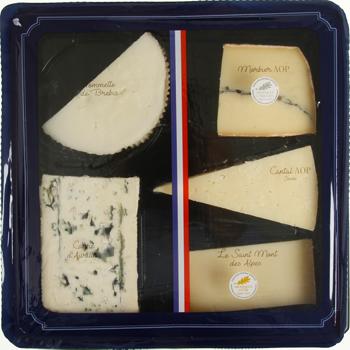 Delina Französische Käseplatte
