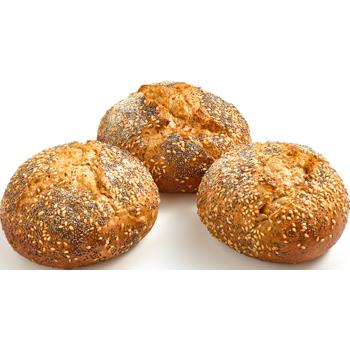 Potato-Dinkel-Brötchen