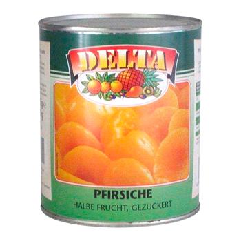 Delta Pfirsiche