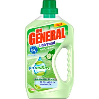 Der General Reiniger