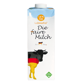 Die faire H-Milch