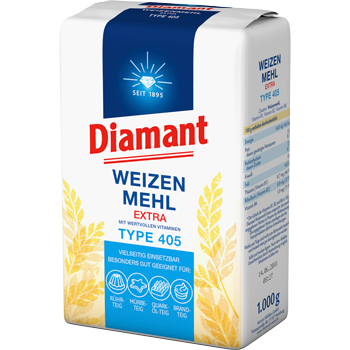 Diamant Weizenmehl Extra