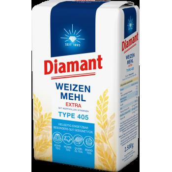 Diamant Weizenmehl Extra Type 405