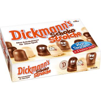 Dickmann's Schoko Strolche