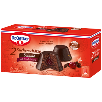 Dr. Oetker Kuchenschätze
