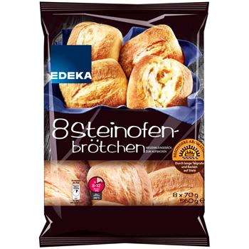 EDEKA - Steinofenbrötchen