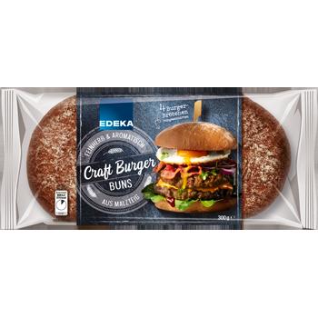 EDEKA - Craft Burger Buns