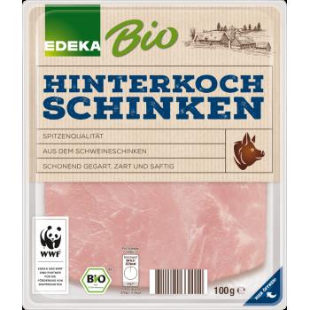 EDEKA Bio - Hinterkochschinken