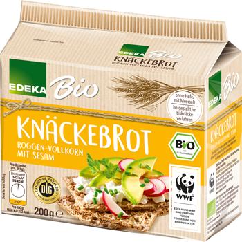 EDEKA Bio - Knäckebrot