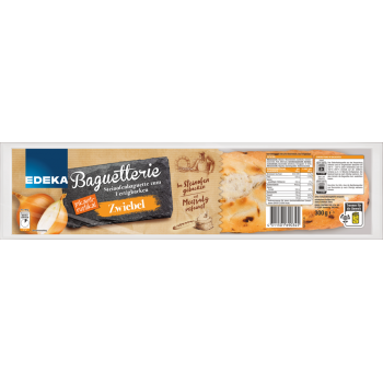 EDEKA - Baguetterie Steinofenbaguette