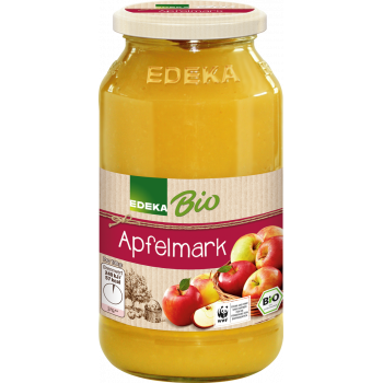 EDEKA Bio - Apfelmark