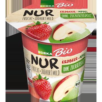 EDEKA Bio - Bio Nur Fruchtjoghurt