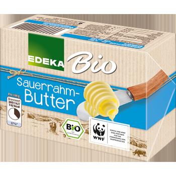 Sauerrahm-Butter