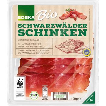 EDEKA Bio - Schwarzwälder Schinken