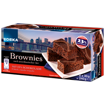 EDEKA - Brownies